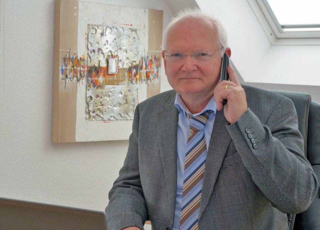 Rechtsanwalt Dietmar Weinhausen